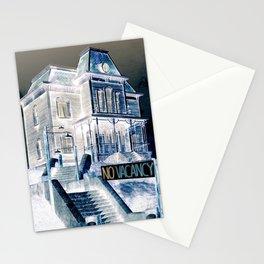 Bates Motel - No Vacancy Stationery Cards