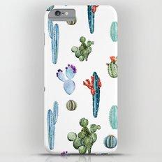 tropical forever Slim Case iPhone 6 Plus