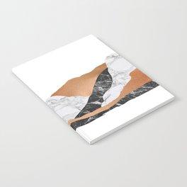 Marble Landscape I, Minimal Art Notebook