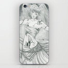 Ritual dancer iPhone Skin