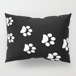 Cat Paws Pillow Sham