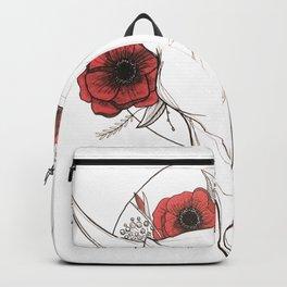 Wild Peony Backpack