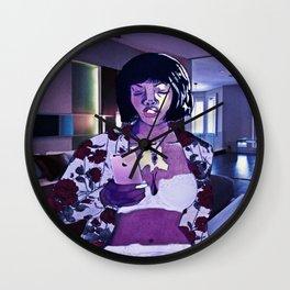 Keisha Baee Wall Clock