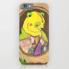 Banana Creme Pie Panda iPhone 6s Slim Case