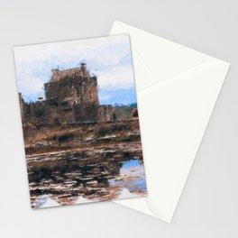 Eilean Donan Castle Stationery Cards