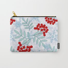 Christmas pattern.2 Carry-All Pouch