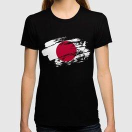 Japan Flag Shirt T-shirt