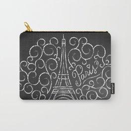 Paris Sketch Carry-All Pouch