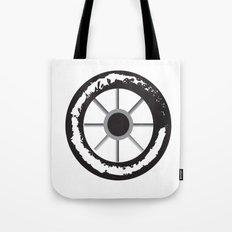 wheels 3x Tote Bag