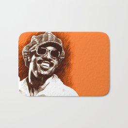 Stevie Wonder Bath Mat
