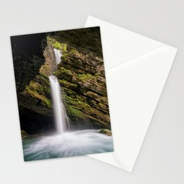 Thur Falls Stationery Cards