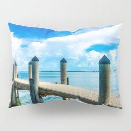 Summer Dock Hangs Pillow Sham