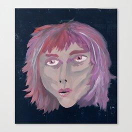 Xray Portrait 3 Canvas Print