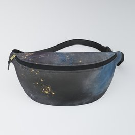 Dyed Cosmosity Fanny Pack