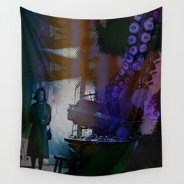 Understanding the Fall of Humanity Wall Tapestry