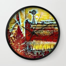 New Day Done Wall Clock