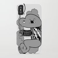 submarine iPhone & iPod Cases featuring submarine by ouchgrafix urban art