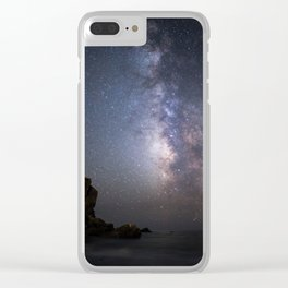Milky Clear iPhone Case