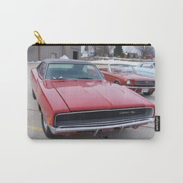 Vintage 1968 Torred MOPAR 426 Hemi Charger Muscle Car Color photography / photographs Carry-All Pouch