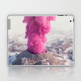 Pink Eruption Laptop & iPad Skin