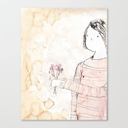 flowers Canvas Print