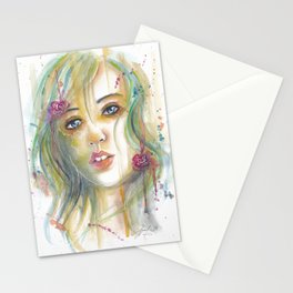Vivid Memories Stationery Cards