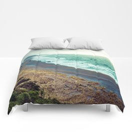 Good Morning Beach Comforters