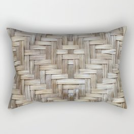 Vintage Weave Rectangular Pillow