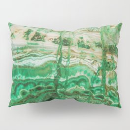 MINERAL BEAUTY - MALACHITE Pillow Sham