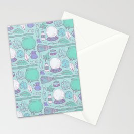 Witchcraft I Stationery Cards