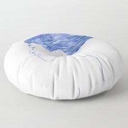 Nereid XX Floor Pillow