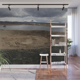 Iceland - Myvatn Wall Mural