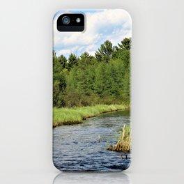 Sawyer / Jessie iPhone Case