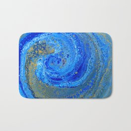Spinning to infinity Bath Mat