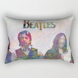 Fab4 1969 Rectangular Pillow