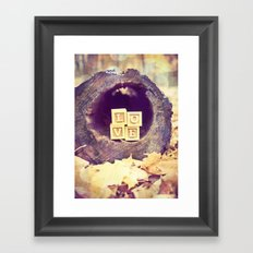 Nautical Framed Art Print
