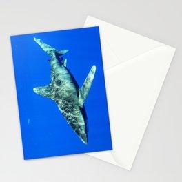 Oceanic Whitetip Shark Stationery Cards