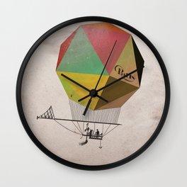 Montgolfier Wall Clock