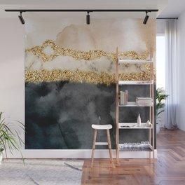 Stormy days V Wall Mural