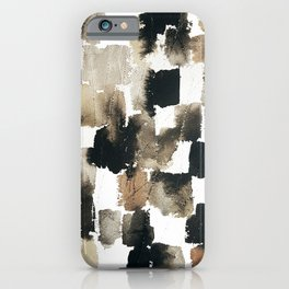 Brick by brick1 iPhone Case