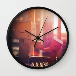 Only Love Like This Wall Clock