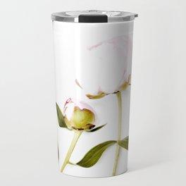 Peony Bulbs Travel Mug
