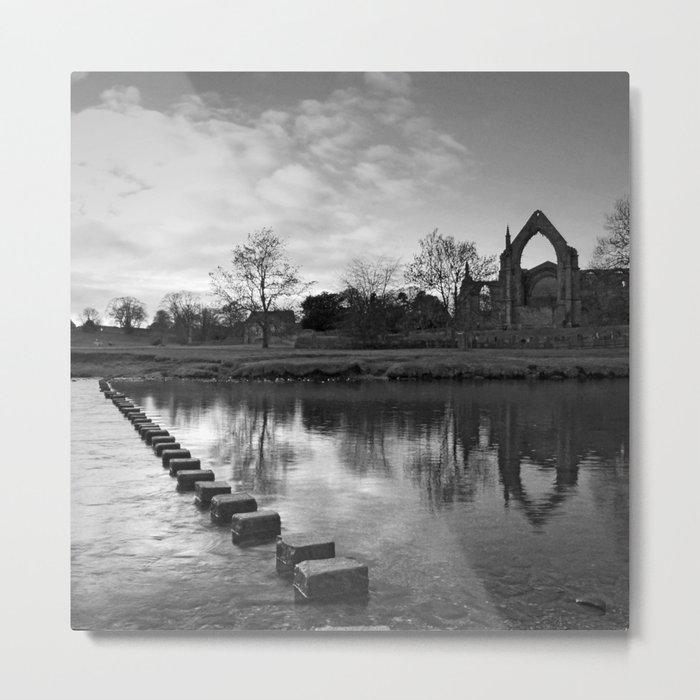 Bolton Priory Metal Print