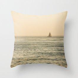 Simple Dream Throw Pillow