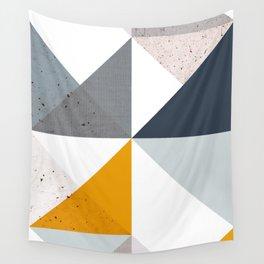 Modern Geometric 18/2 Wall Tapestry