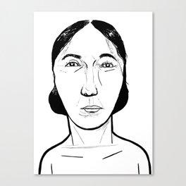 Eta Beta Canvas Print