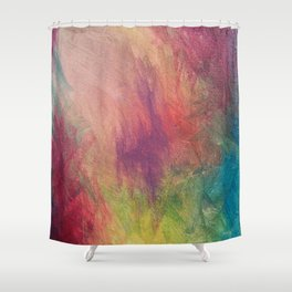 Untitled 1. Shower Curtain