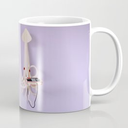 Octopus vs Squid Coffee Mug
