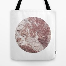 Planetary Bodies - Red Rock Tote Bag