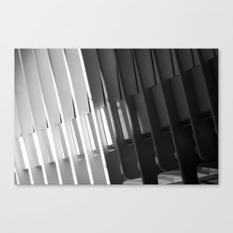 WTC Train Station NYC Canvas Print